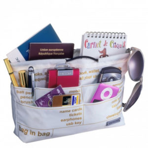 Summer tip : Coaban's Organized Pouch, a must-have accessory for women !