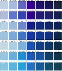 colorama bleu