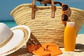 Etre chic à la plage avec son sac !