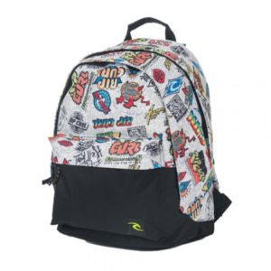 Rip Curl Heritage Logo Double Dome Sac à Dos Multico