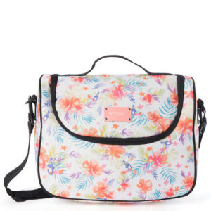 Sac scolaire Rip Curl Vanitycase Toucan Flora White